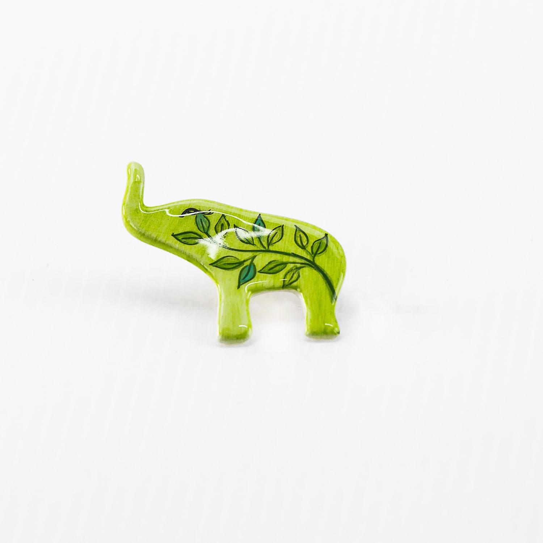 เข็มกลัดช้าง