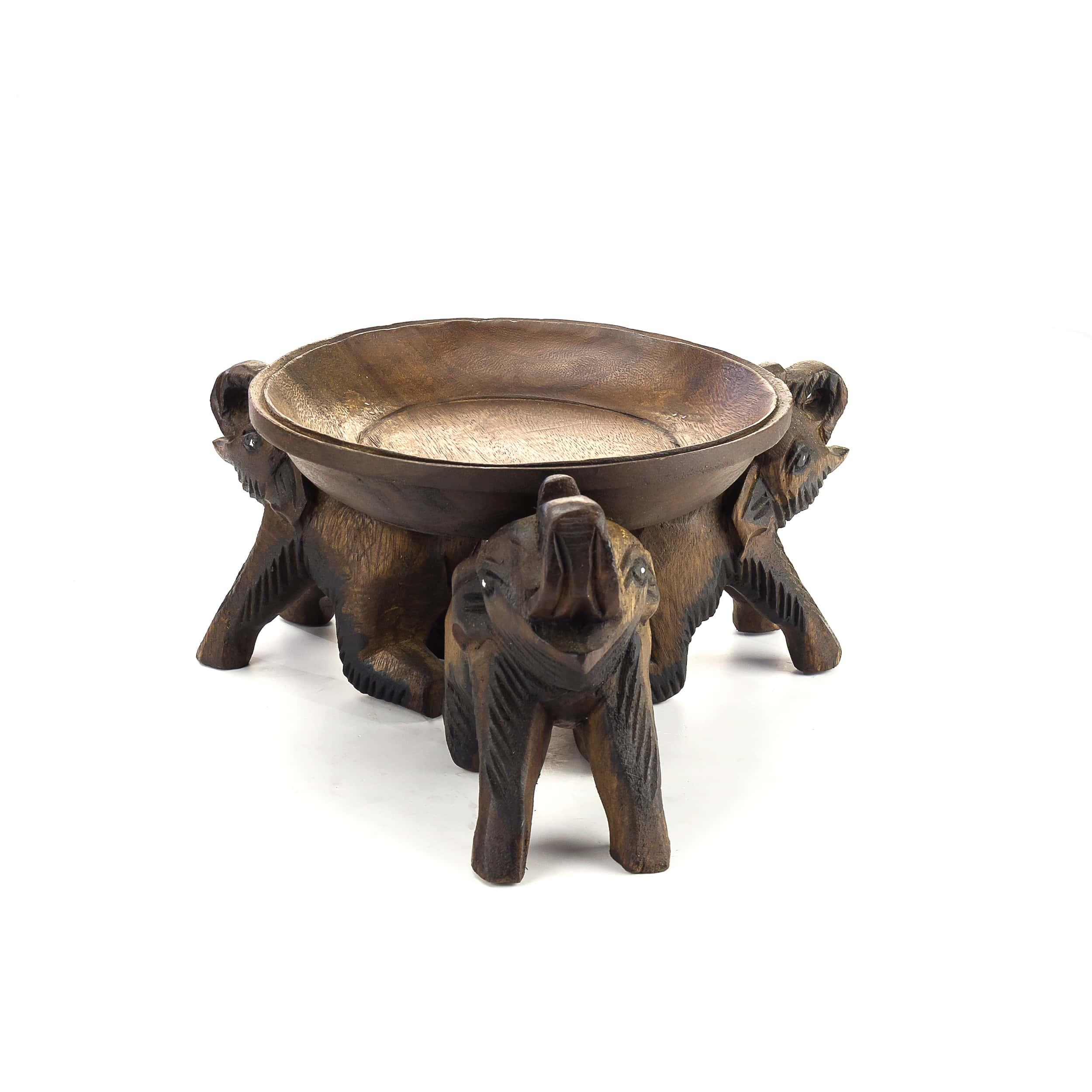 โตกช้าง 3 ตัว