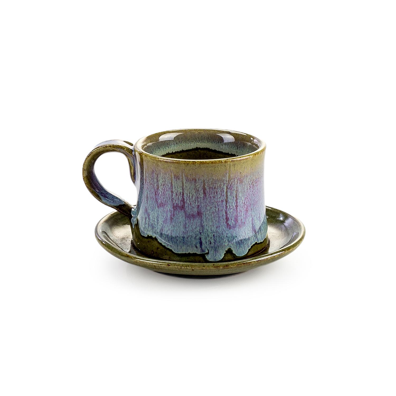 ชุดกาแฟ  เคลือบคินโย